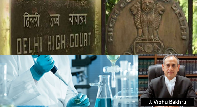 Delhi High Court Says: Lab Technicians cannot Sign Test Reports