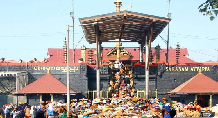 SC to decide on listing of Sabarimala review petitions on Tomorrow