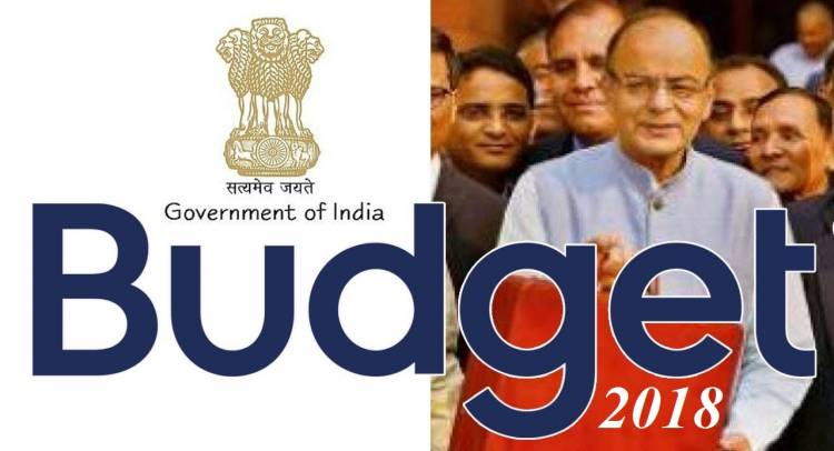 Highlights of Union Budget 2018–19, Today presented by Finance Minister Arun Jaitley