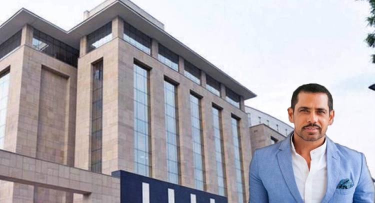 CBI COURT ALLOWS ROBERT VADRA TO TRAVEL ABROAD FOR BUSINESS PURPOSES