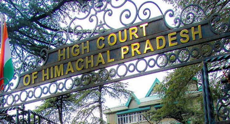 Himachal HC restrains govt from regularising illegal buildings