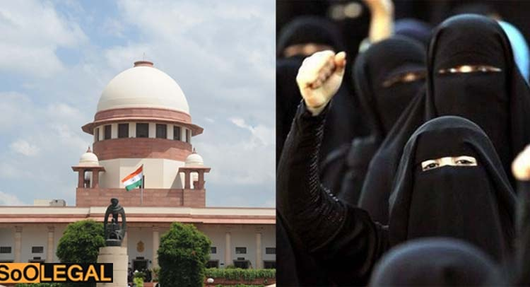 AIMPLB submitted in SC: Muslims men resorting to triple talaq will face