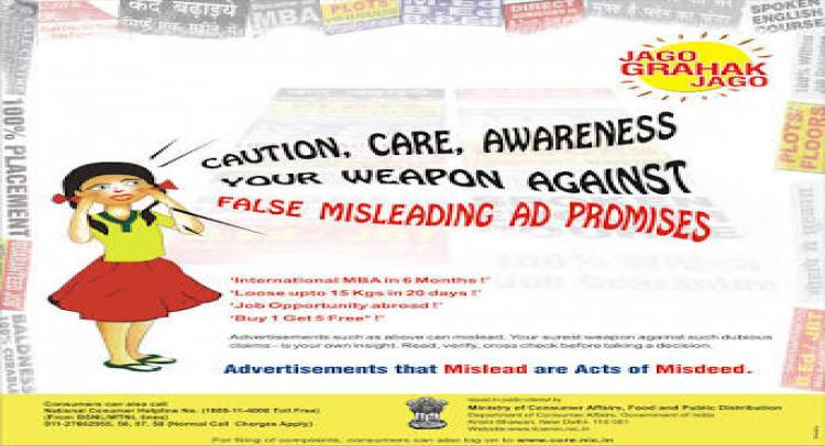 Law governing False Advertising